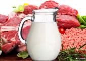 Молока и мяса в Беларуси в 2017 году планируется произвести еще больше