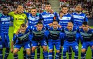 Минское «Динамо» впервые за 14 лет вылетело в стартовом раунде еврокубков
