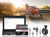 Bosch представляет ассортимент продукции длямотоциклов, скутеров и квадроциклов