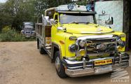Барановичский автолюбитель собрал уникальный грузовик из десятка машин