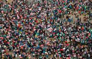 Видеофакт: Масштаб грандиозного Марша 97%