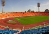 Стадион «Динамо» введут в эксплуатацию в 2017 году