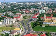 Видеофакт: В Гродно «скорые» продолжают забирать людей с подозрением на коронавирус