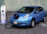 Первый официально ввезенный в Беларусь электромобиль прибыл в Минск
