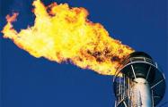 Экспортная цена российского газа упала ниже $100