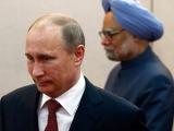 Массовые выступления в Дели нарушили распорядок визита Путина
