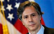 Госсекретарь США: Вашингтон продолжит добиваться освобождения политических заключенных в Беларуси