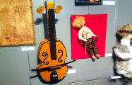 Школьница с Пинщины воссоздала скрипку «Сымона-музыкі»