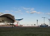 «Площадь государственного флага» не успели построить в срок