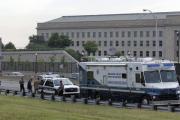 Стоянку возле Пентагона оцепили из-за опасений перед лихорадкой Эбола