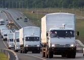 США, ЕС и НАТО требуют от РФ вывести «конвой Путина» и войска из Украины