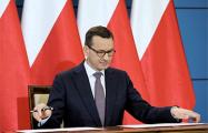 Премьер-Министр Польши: Вводим положение эпидемии