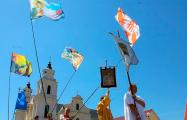 Христиане молятся за свободу белорусов