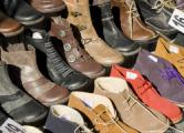 Под Минском милиция изъяла крупную партию одежды и обуви