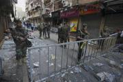 В Триполи задержаны двое подозреваемых в причастности к терактам в Бейруте