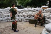 Снайперша из Борисова воюет в Донбассе под командованием террориста Мотороллы