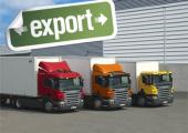 За январь-сентябрь экспорт белорусских товаров снизился на 15,7 процентов
