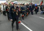 МВД насчитало 830 тысяч граждан на праздновании Дня Победы