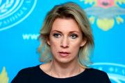 Захарова сравнила с травлей условия работы Кисляка в США