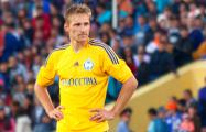 Сергей Кривец забил первый гол за «Вислу»