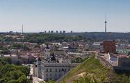 Белорусы будут платить в Вильнюсе «налог на подушку»