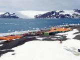 На бразильской исследовательской базе в Антарктике произошел взрыв