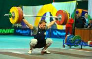 Белорус Вадим Лихорад выиграл бронзу чемпионата Европы по тяжелой атлетике