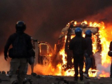 Во время беспорядков в Риме пострадали 70 человек