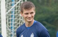 Белорусы вышли вперед в матче с Люксембургом