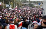 Полоцк передает привет участникам Марша освобождения