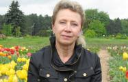 Татьяна Северинец: Правителя нужно гнать в шею после вандализма в Куропатах