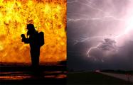 В объятой пожарами Австралии пошел дождь