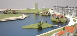 Минский архитектор предлагает создать Венецию на Свислочи