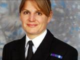 Женщина впервые назначена командиром корабля ВМC Великобритании