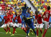 Сборная Швейцарии вырвала победу у Эквадора