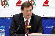 Максим Рыженков стал помощником Лукашенко