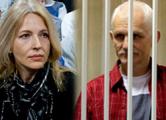 Беляцкому разрешили увидеть супругу только в августе