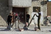Повстанцы анонсировали весеннее наступление на Дамаск