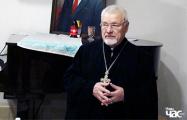 Отец Леонид Акалович: Я выхожу на Площадь, чтобы бороться с антихристом
