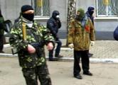 Боевики штурмуют стадион «Шахтер» в Донецке