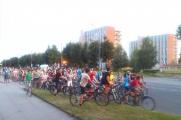 «Критическая масса» собрала 100 жителей Барановичей