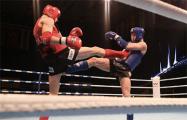 Белорусы завоевали два золота на ЧМ по муай-тай