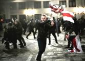 Премьера «Жыве Беларусь!» в Варшаве - с родственниками политзаключенных