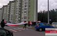 Жители Боровлян вышли на марш
