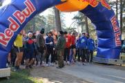 Экстремалы устроили в Гродно «забег на выживание»