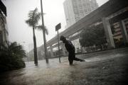 В интернете запустили онлайн-трансляцию разрушающего США урагана «Ирма»