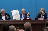 Аббас назвал условия переговоров с Израилем