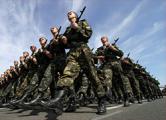 Украинская армия проводит учения под Харьковом