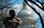 В США у въезда на территорию Капитолия протаранили авто полиции