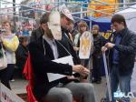 Украинцы запрягли Лукашенко в бричку